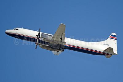 IFL Group Convair 5800 N391FL (msn 278) MIA (Jay Selman). Image: 403937.