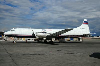 IFL Group Convair 5800 N371FL (msn 309) LAX (Ton Jochems). Image: 923316.
