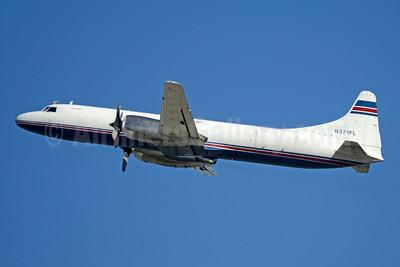 IFL Group Convair 5800 N371FL (msn 309) MIA (Jay Selman). Image: 403936.