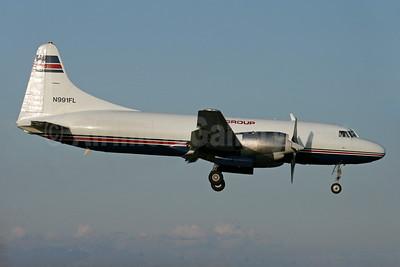 IFL Group Convair 580 N991FL (msn 508) PAE (Nick Dean). Image: 923317.