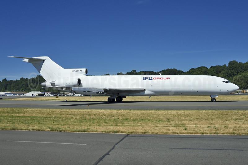 IFL Group Boeing 727-2S2F N215WE (msn 22936) BFI (Steve Bailey). Image: 923319.