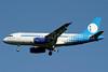 Independence Air Airbus A319-132 N803BR (msn 2277) IAD (Blendi Qatipi). Image: 906342.
