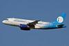 Independence Air Airbus A319-132 N805BR (msn 2335) IAD (Blendi Qatipi). Image: 906344.