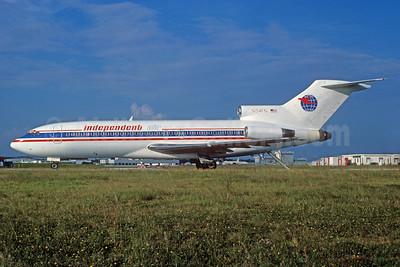 Independent Air Boeing 727-35 N154FN (msn 18815) MIA (Keith Armes). Image: 928482.