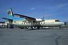 Interior Airways Fairchild F-27 N4300F (msn 58) (Wien colors) FAI (Jacques Guillem Collection). Image: 930342.