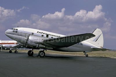 Intermountain Aviation Curtiss C-46F-1-CU Commando N74811 (msn 22451) YIP (Christian Volpati Collection). Image: 945909.