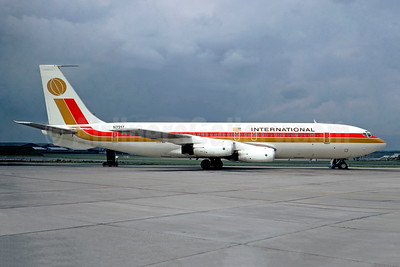 Ex N735TW, delivered on March 9, 1971