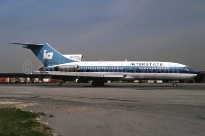 Interstate Airlines-IA (2nd) Boeing 727-22C N725PL (msn 19191) JFK (Fred Freketic). Image: 945370.