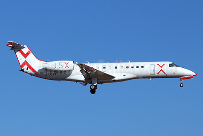 JSX (JetSuiteX) Embraer ERJ 135LR (EMB-135LR) N735TS (msn 145386) SNA (Michael B. Ing). Image: 947296.