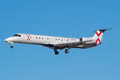 JSX (JetSuiteX) Embraer ERJ 145LR (EMB-145LR) N286SK (msn 145443) LAS (Wingnut). Image: 949060.