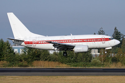 Janet Airlines (URS - EG & G) (U.S. Air Force) Boeing 737-66N N859WP (msn 28652) PAE (Nick Dean). Image: 943425.