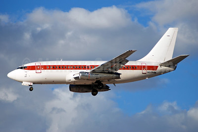 Janet Airlines (URS - EG & G) (U.S. Air Force) Boeing T-43A (737-200) N5294M (msn 20694) LAS (Bruce Drum). Image: 103692.