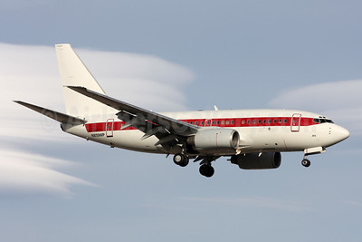 Janet Airlines (URS - EG & G) (U.S. Air Force) Boeing 737-66N N859WP (msn 28652) LAS (James Helbock). Image: 920351.