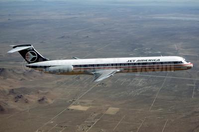 Became N780JA, delivered on March 11, 1983