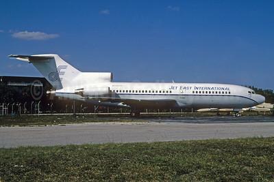 Jet East International Airlines Boeing 727-155C N3254D (msn 19618) MIA (Bruce Drum). Image: 103725.