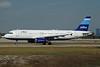 JetBlue Airways Airbus A320-232 N503JB (msn 1123) (Stripes) FLL (Bruce Drum). Image: 100102.