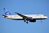 JetBlue Airways Airbus A320-232 N768JB (msn 3760) (Mosaic) JFK (Jay Selman). Image: 402482.