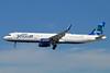 JetBlue Airways Airbus A321-231 WL N929JB (msn 6031) (Prism) LAX (Michael B. Ing). Image: 928759.