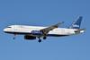 JetBlue Airways Airbus A320-232 N552JB (msn 1861) (Windowpane) LAS (Jay Selman). Image: 402633.