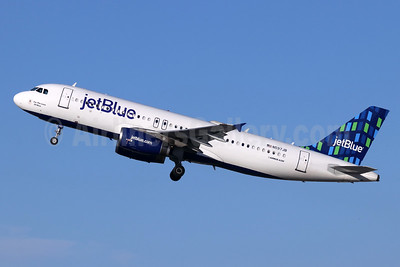 JetBlue Airways Airbus A320-232 N597JB (msn 2307) (Highrise) LGB (Michael B. Ing). Image: 948435.