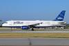 JetBlue Airways Airbus A320-232 N556JB (msn 1904) (Tartan) LGB (Michael B. Ing). Image: 932652.