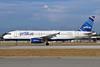 JetBlue Airways Airbus A320-232 N508JL (msn 1257) (Barcode) LGB (Michael B. Ing). Image: 921132.