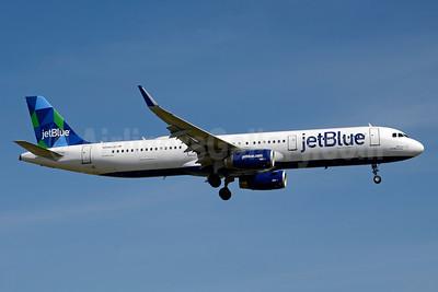 JetBlue Airways Airbus A321-231 WL N948JB (msn 6560) (Prism) JFK (Jay Selman). Image: 403375.