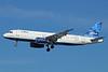JetBlue Airways Airbus A320-232 N763JB (msn 3707) (Mosaic) LAX (Michael B. Ing). Image: 931362.
