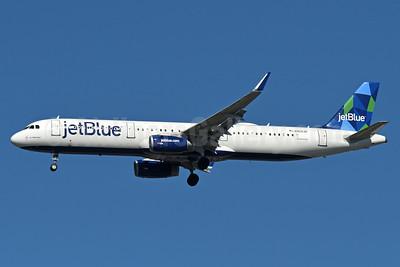 JetBlue Airways Airbus A321-231 WL N959JB (msn 6903) (Prism) JFK (Fred Freketic). Image: 963370.