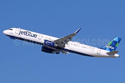 JetBlue Airways Airbus A321-231 WL N929JB (msn 6031) (Prism) LAX (Michael B. Ing). Image: 938858.