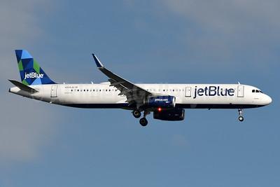 JetBlue Airways Airbus A321-231 WL N958JB (msn 6859) (Prism) JFK (Fred Freketic). Image: 963369.