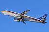 JetBlue Airways Airbus A320-232 N763JB (msn 3707) (What's Old is Blue Again) LGB (Michael B. Ing). Image: 937644.