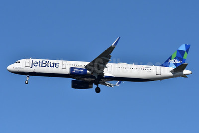 JetBlue Airways Airbus A321-231 WL N996JL (msn 8342) (Prism) JFK (Fred Freketic). Image: 945823.