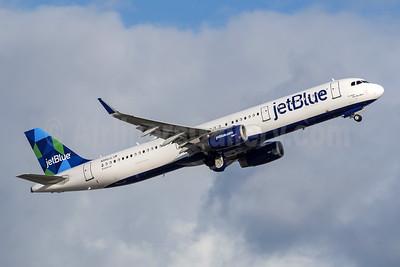 JetBlue Airways Airbus A321-231 WL N990JL (msn 7993) (Prism) FLL (Andy Cripps). Image: 945279.