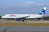 JetBlue Airways Airbus A320-232 N568JB (msn 2063) (Blueberries) LGB (Michael B. Ing). Image: 939483.