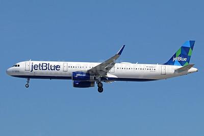 JetBlue Airways Airbus A321-231 WL N968JT (msn 7305) (Prism) LAX (Michael B. Ing). Image: 938785.