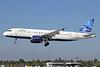 JetBlue Airways Airbus A320-232 N729JB (msn 3572) (Mosaic) LGB (Michael B. Ing). Image: 931800.