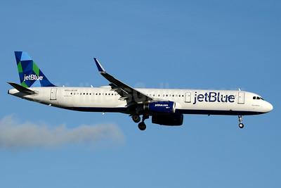 JetBlue Airways Airbus A321-231 WL N952JT (msn 6663) (Prism) JFK (Jay Selman). Image: 403378.
