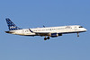 JetBlue Airways Embraer ERJ 190-100 IGW N316JB (msn 19000291) (Bubbles) DCA (Brian McDonough). Image: 921002.