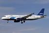JetBlue Airways Airbus A320-232 N510JB (msn 1280) (DIRECTV On Board) LGB (James Helbock). Image: 906925.