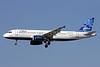 JetBlue Airways Airbus A320-232 N760JB (msn 3659) (Mosaic) LAX (Michael B. Ing). Image: 910885.