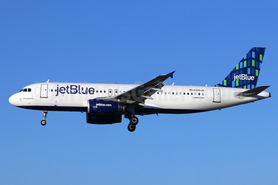 JetBlue Airways Airbus A320-232 N599JB (msn 2336) (Highrise) LGB (Michael B. Ing). Image: 948436.