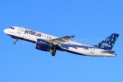 JetBlue Airways Airbus A320-232 N568JB (msn 2063) (Highrise) LGB (Michael B. Ing). Image: 939484.