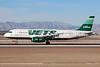 JetBlue Airways Airbus A320-232 N746JB (msn 3622) (New York Jets) LAS (Eddie Maloney). Image: 905708.