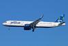 JetBlue Airways Airbus A321-231 WL N934JB (msn 6130) (Prism) LAX (Michael B. Ing). Image: 926162.