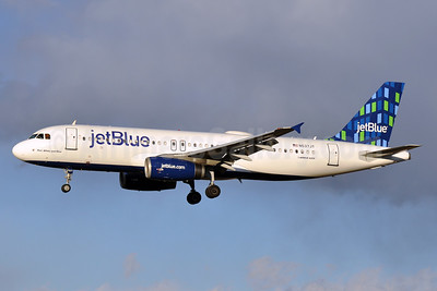 JetBlue Airways Airbus A320-232 N537JT (msn 1785) (Highrise) BWI (Tony STorck). Image: 937274.