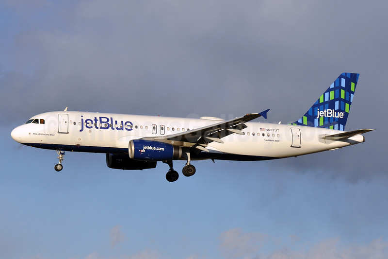 JetBlue Airways Airbus A320-232 N537JT (msn 1785) (Highrise) BWI (Tony STorck). Image: 937274.