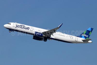 JetBlue Airways Airbus A321-231 WL N990JL (msn 7993) (Prism) LAX (Michael B. Ing). Image: 945278.