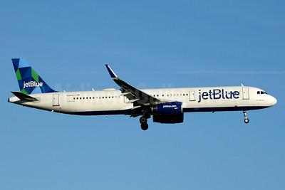 JetBlue Airways Airbus A321-231 WL N949JT (msn 6575) (Prism) JFK (Jay Selman). Image: 403376.