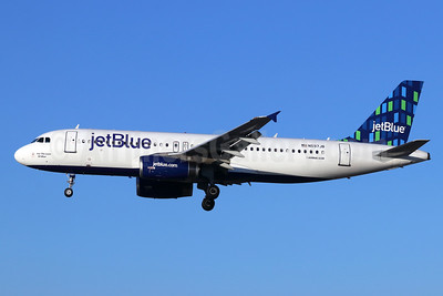 JetBlue Airways Airbus A320-232 N597JB (msn 2307) (Highrise) LGB (Michael B. Ing). Image: 948434.